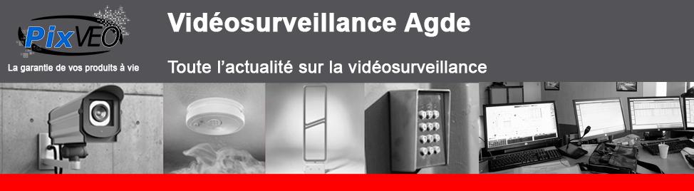 vidéosurveillance Agde